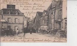 56 ROCHEFORT EN TERRE  -  Place Du Puits  - - Rochefort En Terre