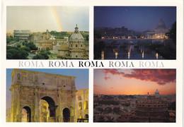 1638 - Italien - Italia , Rom , Fori Imeriali , Ponte S. Angelo E S. Pietro , Arco Di Constantino , Castel S. Angelo - G - Unclassified