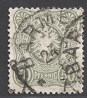 Deutsches Reich Michel Nr. 44 Gestempelt Geprüft - Gebruikt