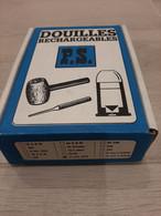 Kit 25 Douilles Rechargeables + Ogives + Amorces 11mm73 11/73 1873 - Armes Neutralisées
