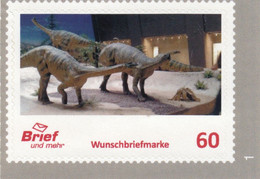 Germany 2020, Prehistoric Animal, Dinosaurs - Prehistorics