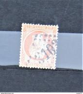 11 - 20 // France N° 23 - Oblitération GC 3103 - Reims - Marne - 1862 Napoleon III