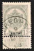 OBP 81 - EC CUREGHEM - 1893-1907 Coat Of Arms
