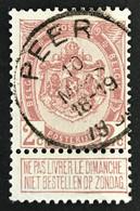 OBP 82 - EC PEER - 1893-1907 Coat Of Arms