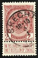 OBP 82 - EC BRECHT - 1893-1907 Coat Of Arms