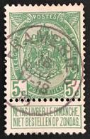 OBP 83 - EC FRAMERIES - 1893-1907 Coat Of Arms