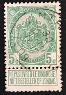 OBP 83 - EC - 1893-1907 Coat Of Arms