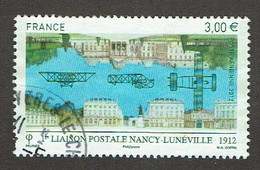 FRANCE POSTE AERIENNE N° 75 OBLITERE - 1960-.... Used