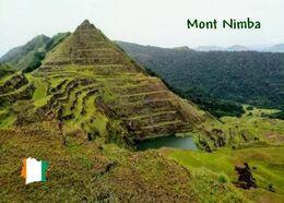 Ivory Coast Mount Nimba UNESCO Cote D'Ivoire New Postcard Elfenbeinküste AK - Ivoorkust