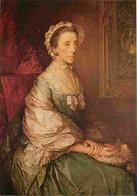 Art - Peinture - Thomas Gainsborough - Mary Duchess Of Montagu - Portrait - Carte Neuve - CPM - Voir Scans Recto-Verso - Paintings