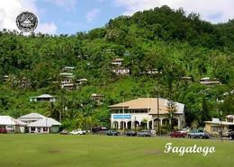 American Samoa Fagatogo New Postcard Amerikanisch-Samoa AK - American Samoa