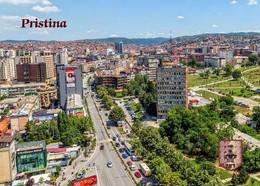 Kosovo Pristina Overview New Postcard - Kosovo