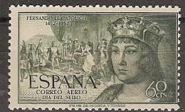 España 1111 ** Fernando. 1952 - 1951-60 Neufs