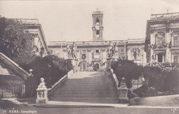 1666 - Italien - Roma , Rom , Campidoglio - Nicht Gelaufen - Other Monuments & Buildings