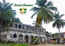 Ivory Coast Grand-Bassam UNESCO Cote D'Ivoire New Postcard Elfenbeinküste AK - Ivory Coast