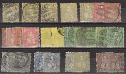 SVIZZERA 1867 - Lotto Di Francobolli Usati (12) - Unclassified