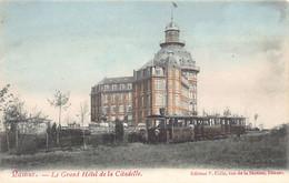 NAMUR - Le Grand Hôtel De La Citadelle - Tramway - Namur