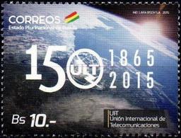 Bolivia 2015 CEFIBOL 2263 (UIT) Unión Internacional Telecomunicaciones. - Bolivia