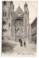 Aix-en-Provence - Façade De L'Eglise St Jean De Malle - Aix En Provence