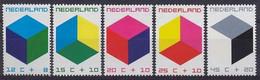 Nederland 1970 NVPH Nr 978/982 Postfris/MNH Kinderpostzegels, Children's Stamps - Ungebraucht