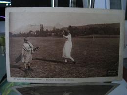 EVIAN Les BAINS Le Golf Au Parc Des Sports N° 126 - Evian-les-Bains