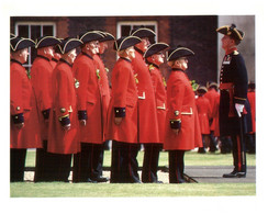 (Y 9) UK - England - Royal Hospital Founder's Day - Health