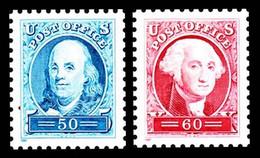 AcifiqueEtats-Unis / United States (Scott No.3139-40 - Pacific 97) (o) TB / VF - Oblitérés