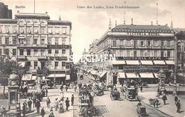 Unter Den Linden Ecke Friedrichstrasse  - Berlin - Otros