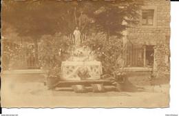 Aywaille - Photo Carte - Jésus / Procession / Fête Chrétienne - Envoyée De Martinrive - Circulé: 1926 - 2 Scans - Aywaille
