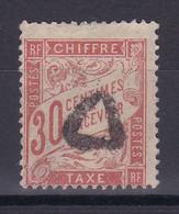 D 248 / TAXE / N° 34 OBL COTE 100€ - Verzamelingen