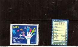 FRANCE LUXE** N° 4335 - Unused Stamps