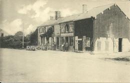 - 08 - PAUVRES - Librairie Allemande, écrite Crayon 1917 - Otros Municipios