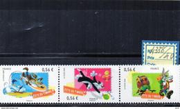 FRANCE LUXE** N° 4338/40 - Unused Stamps