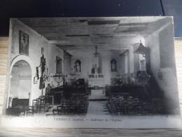 VENNECY Intérieur De L'église - Sonstige Gemeinden