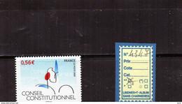 FRANCE LUXE** N° 4347 - Unused Stamps