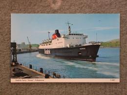 SEALINK HORSA AT FOLKESTONE - Fähren