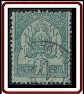 Tunisie 1888-1922 - N° 03 (YT) N° 3 (AM) Oblitéré. - Used Stamps