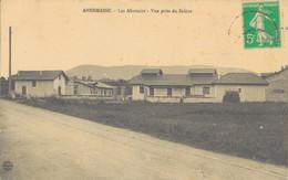 J125 - 74 - ANNEMASSE - Haute-Savoie - Les Abattoirs - Vue Prise Du Salève - Annemasse