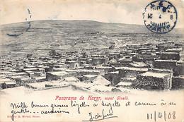 Ethiopia - HARAR - Bird's Eye View - Publ. A. Michel - Äthiopien