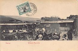 Ethiopia - HARAR - The Market - Publ. Unknown - Äthiopien
