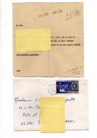 Taaf Amsterdam 1976 Correspondence D'Un Hivernant La 27ieme Missions - Brieven En Documenten