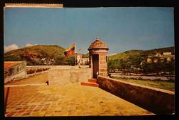 PAMPATAR - ISLA DE MARGARITA - VENEZUELA - CASTILLO DE SAN CARLOS DE BORROMEO - Venezuela