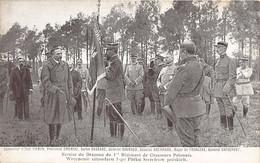 Poland - World War One - Wreczenie Sztandaru 1-go Pulku Strzelcow Polskich - Publ. Bureau Polonais De Propagande (Polish - Pologne