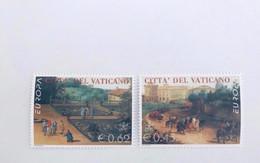 EUROPA CEPT 2004 VATICAN 2 V Neuf MNH ** YT 1343 1344 Vacances Holidays - 2004