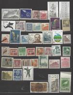 41 TIMBRES CHINE - Sonstige