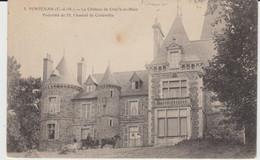 PENVENAN (22) - Le Château De Crec'h-ar-Bleïz - Bon état - Penvénan