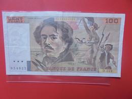 FRANCE 100 FRANCS 1993 Circuler (B.21) - 100 F 1978-1995 ''Delacroix''