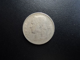 BELGIQUE : 1 FRANK  1961   KM 143.1     SUP - 04. 1 Franc