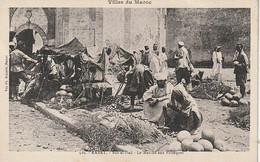 Rabat - Le Marché Aux Pastèques - Rabat
