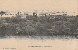 Casablanca - Vue Sur Le Camp Français - Casablanca